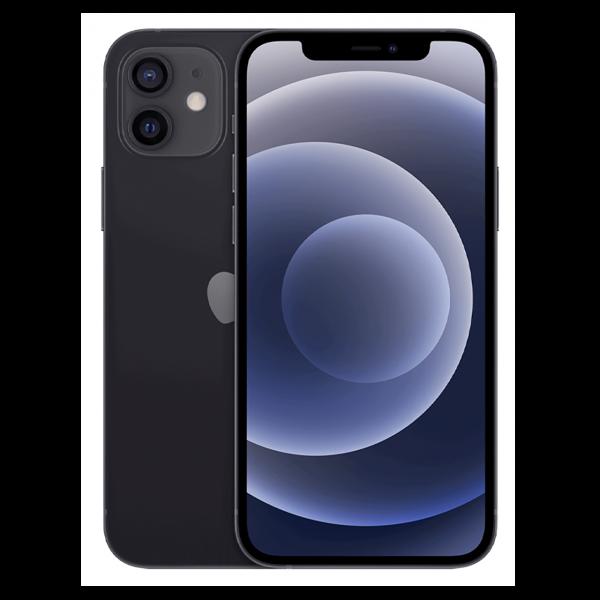 Renewd© Apple iPhone 12, 64GB (zert. aufbereitet), schwarz