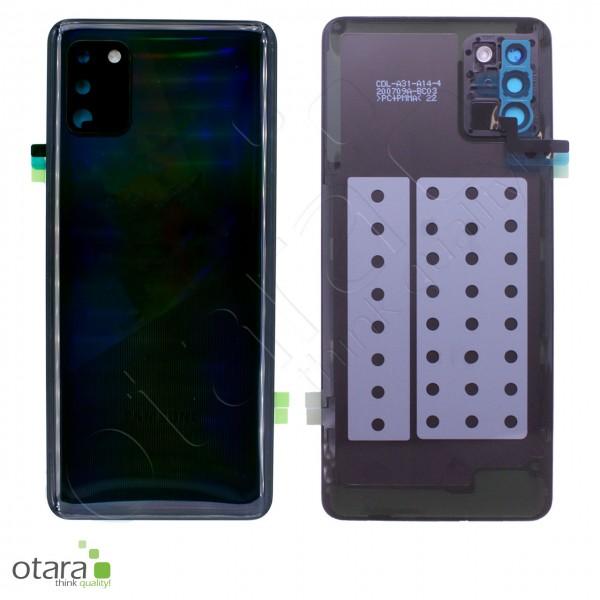 Akkudeckel Samsung Galaxy A31 (A315F), prism crush black, Serviceware
