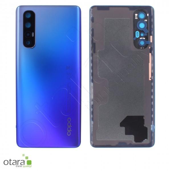 Akkudeckel OPPO FIND X2 NEO, starry blue, Serviceware