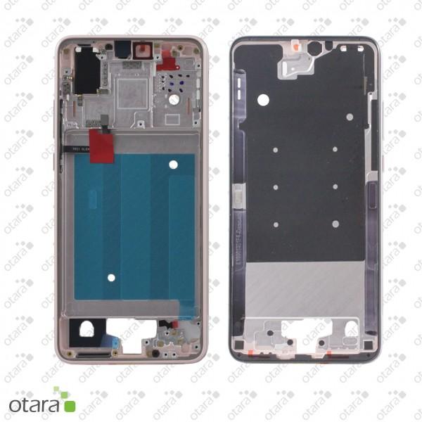 Mittelrahmen geeignet für Huawei P20, pink