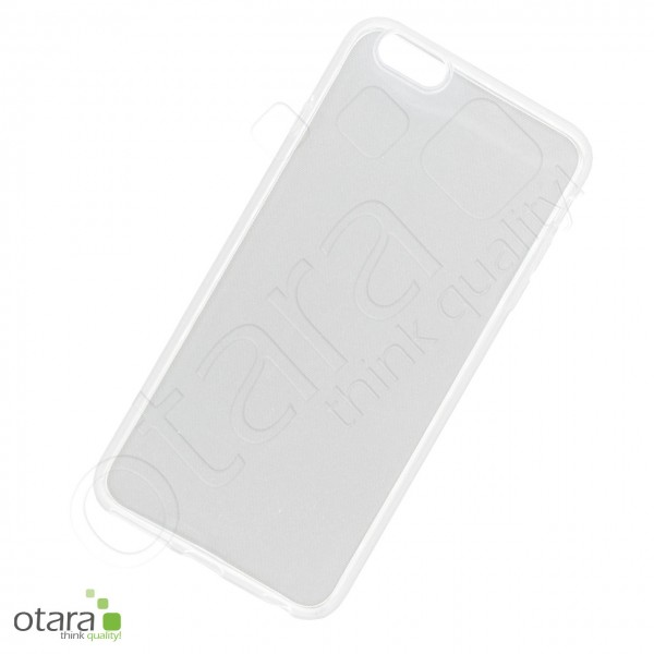 Silikoncase/Schutzhülle für iPhone 6 Plus/6s Plus, transparent