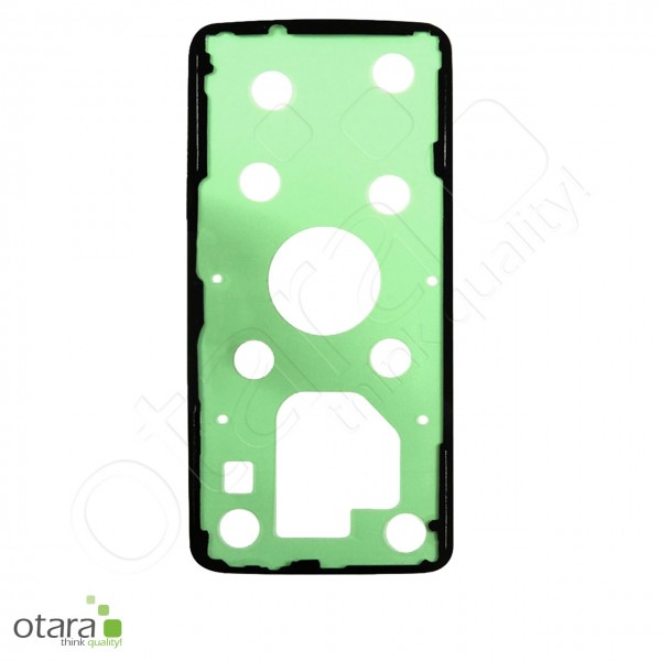 Samsung Galaxy S9 (G960F) passende Klebefolie für Akkudeckel