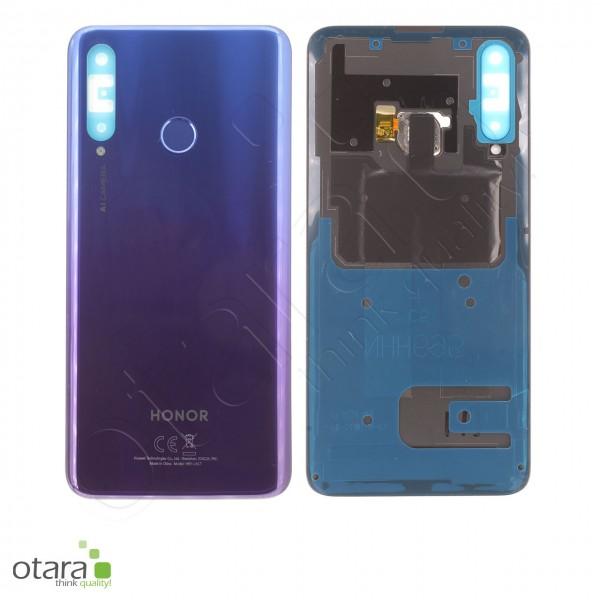 Akkudeckel Huawei Honor 20 Lite, phantom blue, Serviceware