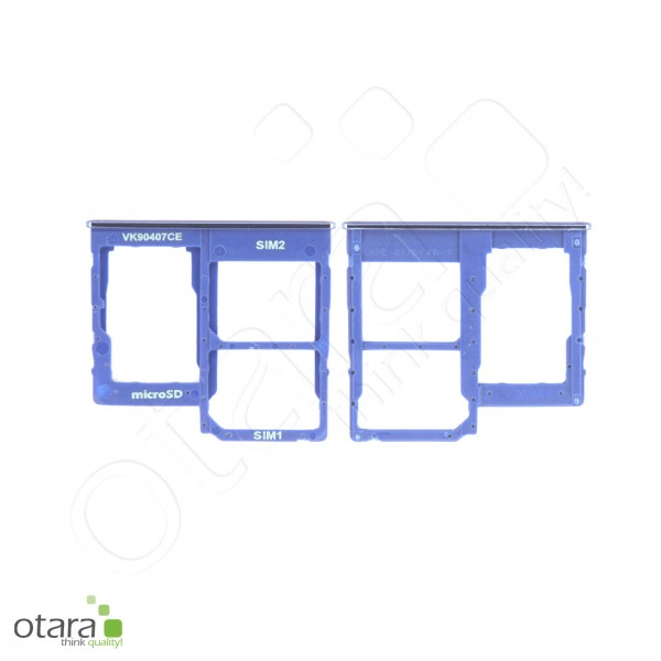 Samsung Galaxy A40 (A405F) Simkarten Halter, blue, Serviceware