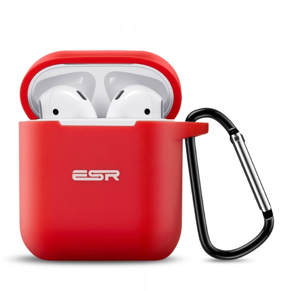 ESR Accessories Bounce Airpods Red