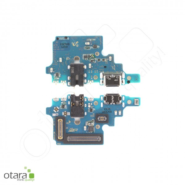 Samsung Galaxy Note 10 Lite (N770F) Ladebuchse Platine USB Typ C, Audio Jack, Mikrofon, Serviceware