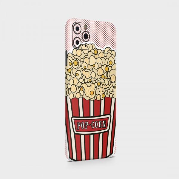 "GREEN MNKY Backcover Skin Smartphone 7"" (Design Serie) ""Popcorn"" [3 Stück]"