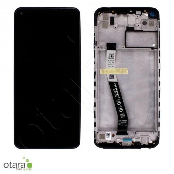 Displayeinheit XIAOMI Redmi Note 9 (M2003J15SS), Midnight Grey (dunkelblau), Serviceware