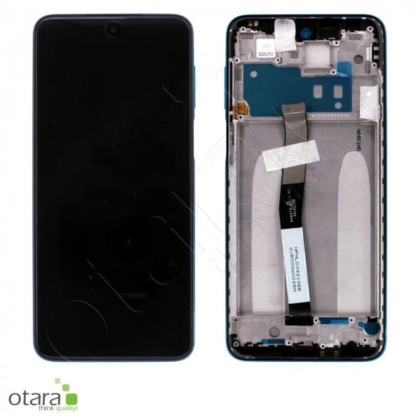 Displayeinheit XIAOMI Redmi Note 9 Pro (M2003J6B2G), Tropical Green, Serviceware