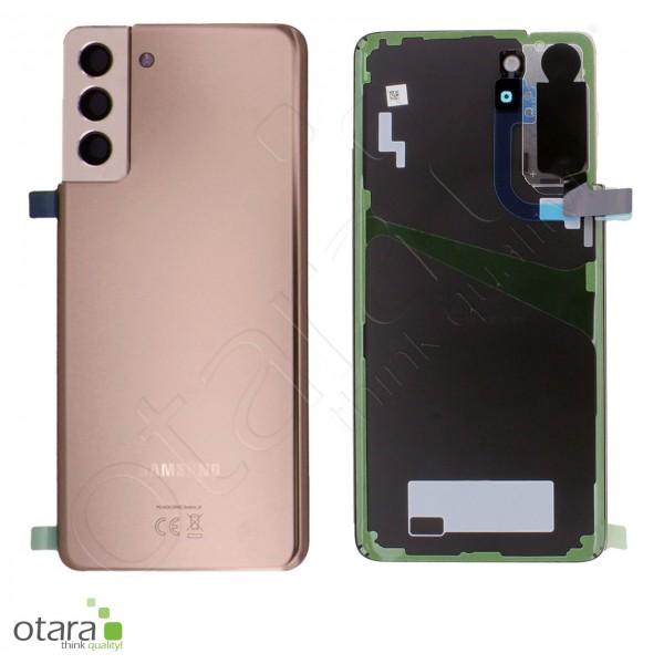 Akkudeckel Samsung Galaxy S21 Plus (G996), phantom gold, Serviceware