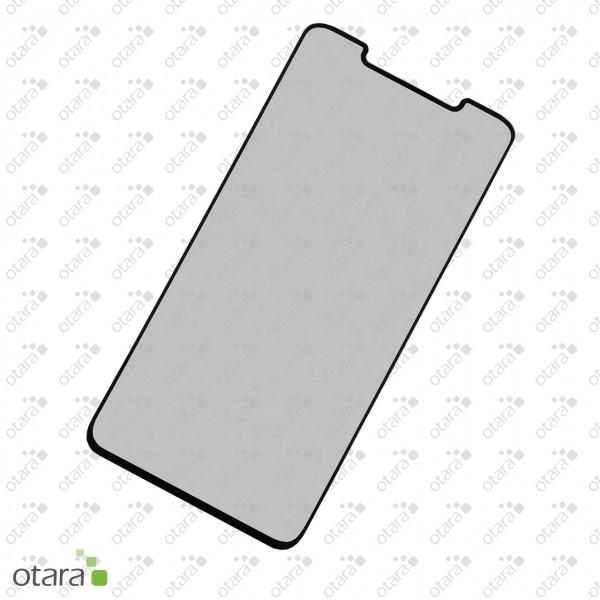 Panzerglas Edge to Edge (full glue) für Huawei Mate 20 Pro, schwarz (ohne Retail Verpackung)