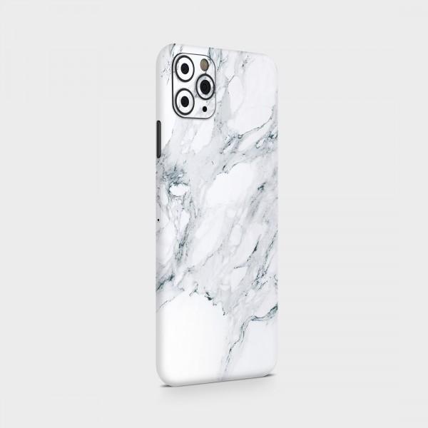 "GREEN MNKY Backcover Skin Smartphone 7"" (Struktur Serie) ""White Marble"" [3 Stück]"