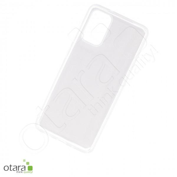 Silikoncase/Schutzhülle für Samsung Galaxy S20 Plus, transparent