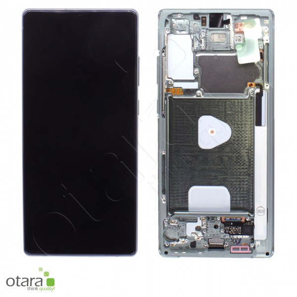 Displayeinheit Samsung Galaxy Note 20 (N980F), 5G (N981F), mystic green, Serviceware