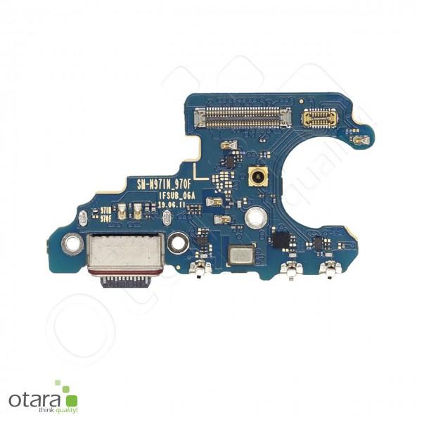 Samsung Galaxy Note 10 (N970F) Ladebuchse Platine USB-C, Mikrofon, Serviceware
