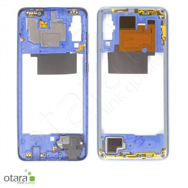 Samsung Galaxy A70 (A705F) Mittelrahmen, blue, Serviceware