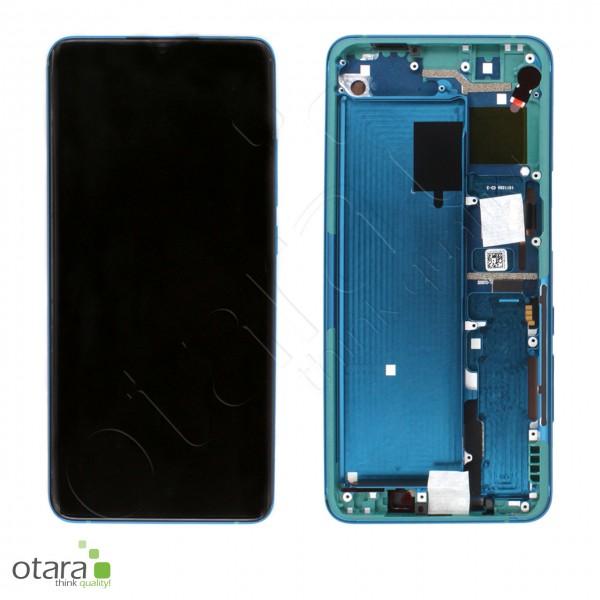 Displayeinheit XIAOMi Mi Note 10, Mi Note 10 Pro, Aurora Green, Serviceware