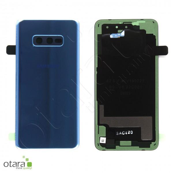 Akkudeckel Samsung Galaxy S10e (G970F), Prism Blue, Serviceware