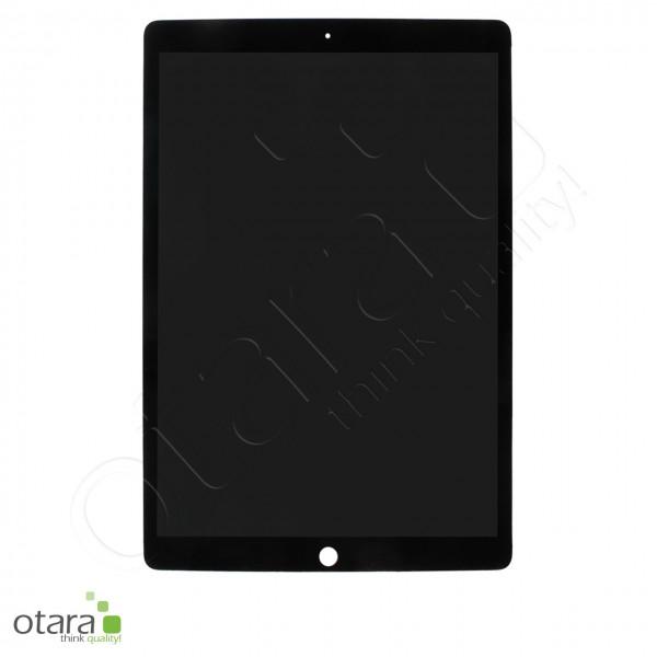 Displayeinheit geeignet für iPad Pro 12.9 (2015) A1584 A1652 inkl.LCD Flex/Chip, schwarz