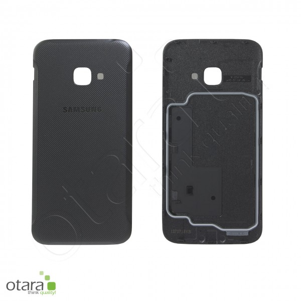 Akkudeckel Samsung Galaxy Xcover 4 (G390F), schwarz, Serviceware