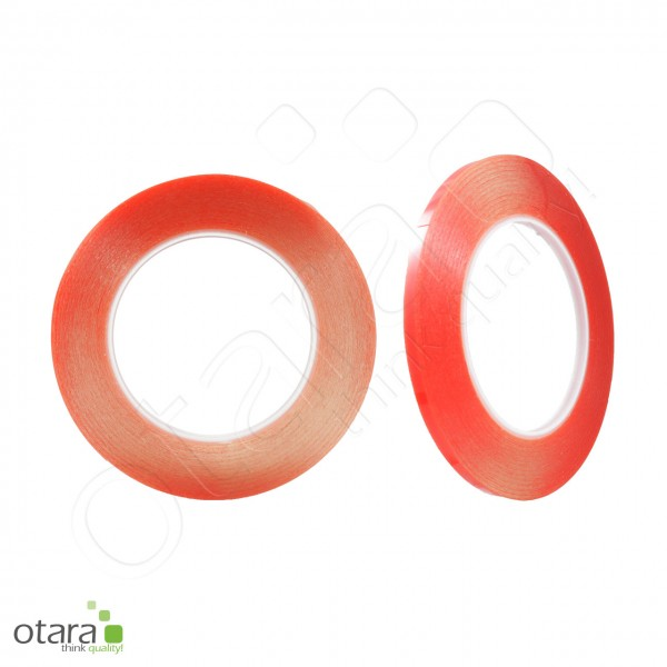 Hochleistungsklebeband (doppelseitig) 3M RED Tape [33m/10mm]