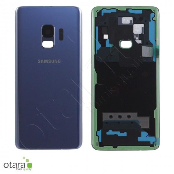 Akkudeckel Samsung Galaxy S9 (G960F), coral blue, Serviceware