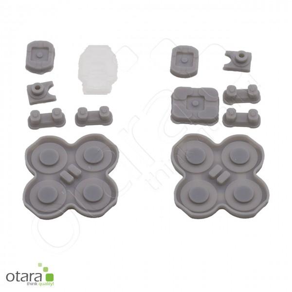 Joy-Con Tasten/Knöpfe Gummidämpfer Set [RECHTS und LINKS] geeignet für Nintendo Switch (20117)