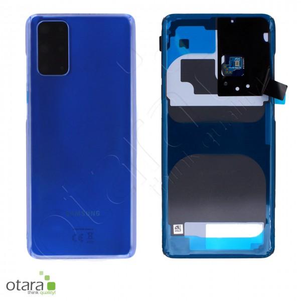 Akkudeckel Samsung Galaxy S20 Plus (G985F), aura blue, Serviceware