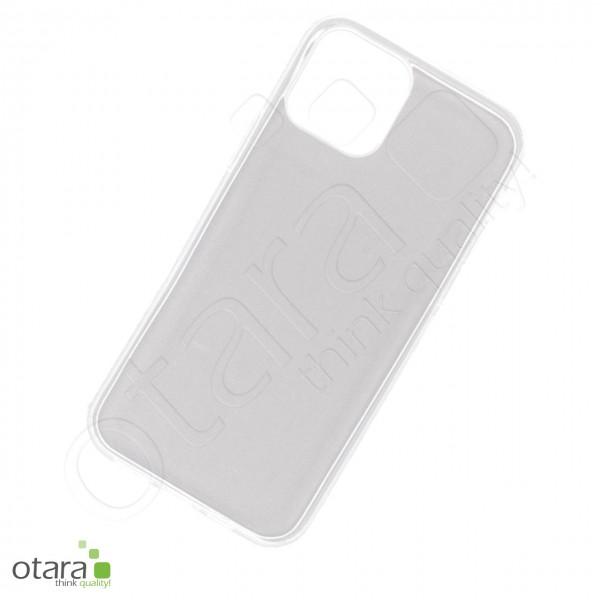 Silikoncase/Schutzhülle für iPhone 12 Mini, transparent