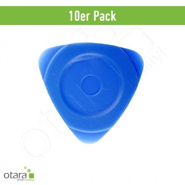 "Opening Tool Kunststoff/Plastik ""guitar pick, Plektron [10 Stück]"
