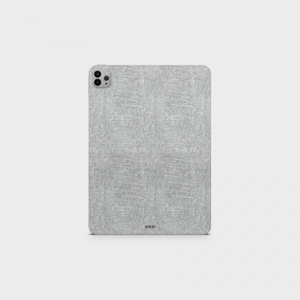 "GREEN MNKY Backcover Skin Tablet 11"" (Struktur Serie) ""Strukturoptik Grey"" [3 Stück]"