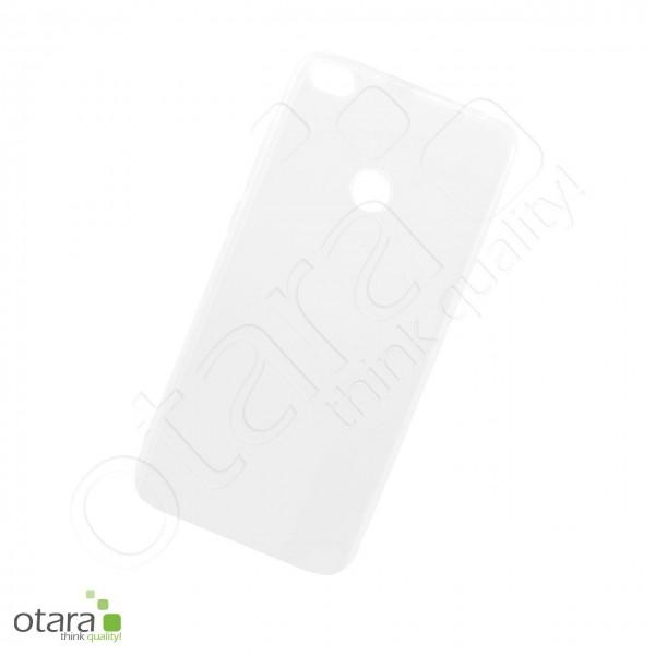 Silikoncase/Schutzhülle für Huawei P8 Lite 2017, transparent