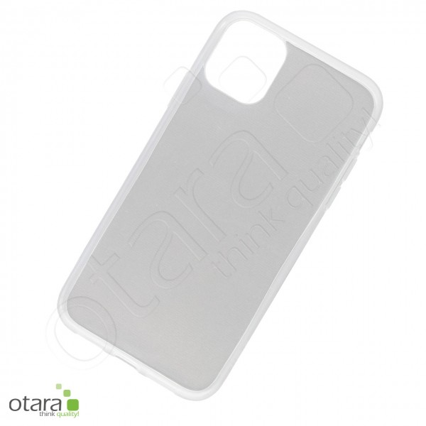 Silikoncase/Schutzhülle für iPhone 11, transparent