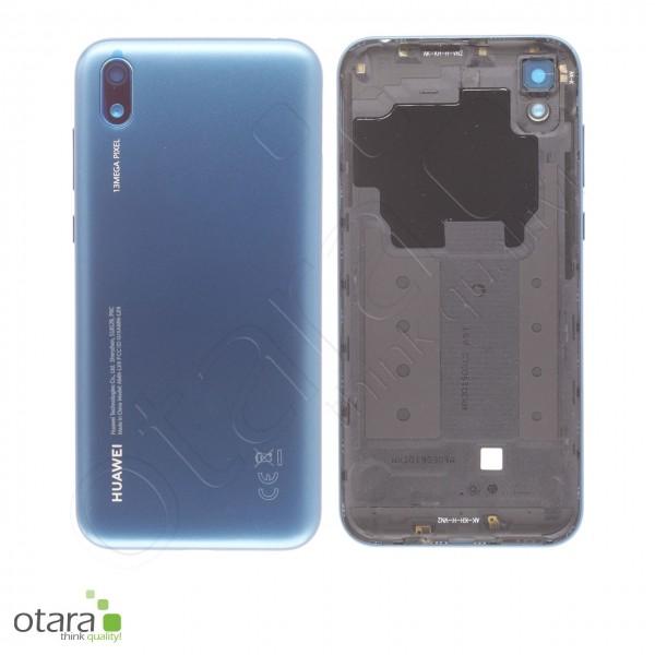 Akkudeckel Huawei Y5 2019, sapphire blue, Serviceware