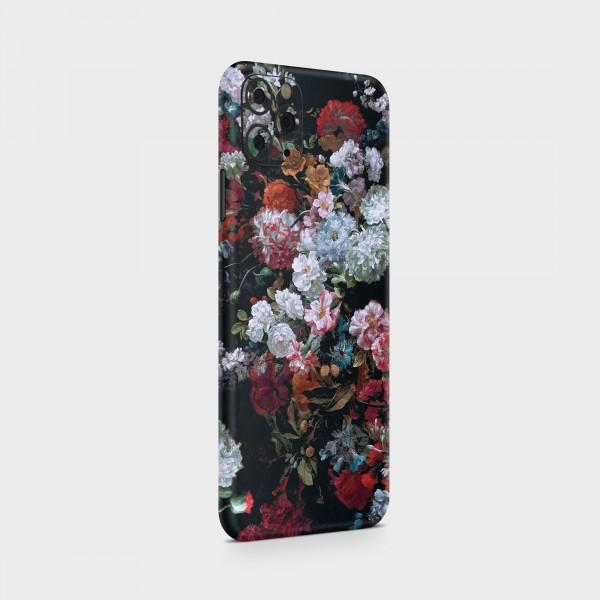 "GREEN MNKY Backcover Skin Smartphone 7"" (Design Serie) ""Fleuer Unique"" [3 Stück]"