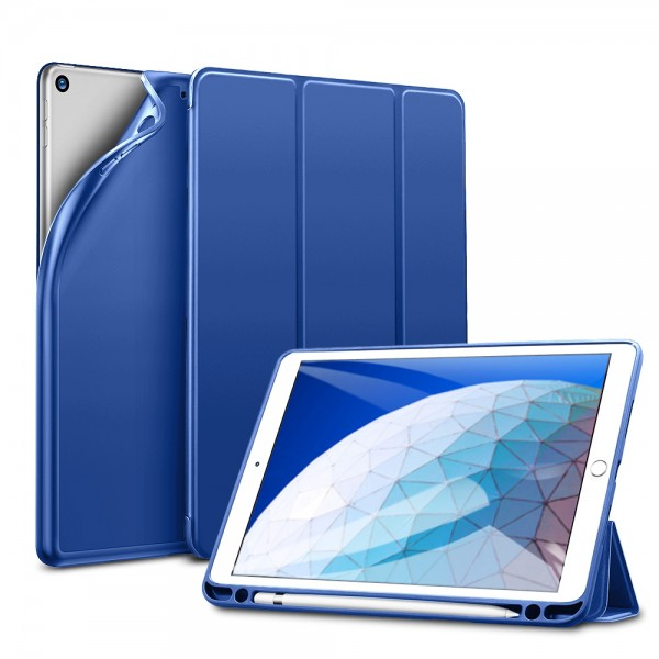 ESR Case iPad Air 10.5 2019 Rebound Pencil Navy Blue