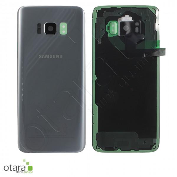 Akkudeckel Samsung Galaxy S8 (G950F), arctic silver, Serviceware