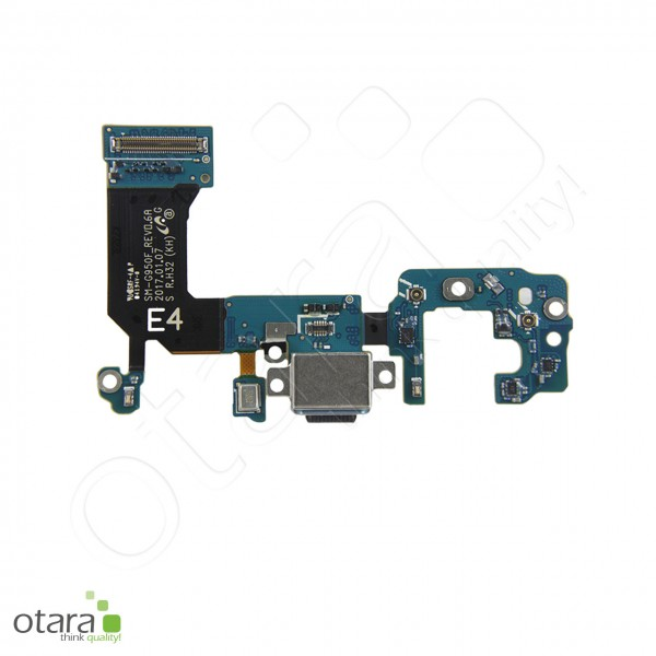 Samsung Galaxy S8 (G950F) Ladebuchse Platine USB-C, Mikrofon, Serviceware