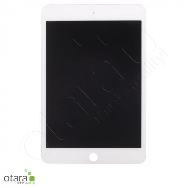 Displayeinheit geeignet für iPad mini 5 (2019) A2133 A2124 A2126, weiß