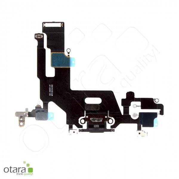 Lade Dock Connector Flex geeignet für iPhone 11 (Ori/pulled Qualität), schwarz